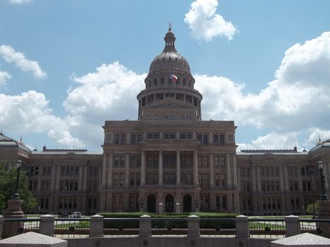 The Capital Building in Austin, TX by woodaelphe79