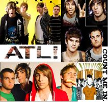 All time Low Banner by vollyballhero