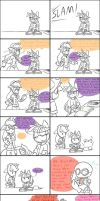 SB and MLP FIM SBs: Experiment gone wrong by HoshiNoUsagi
