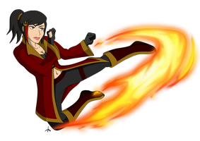 Fire by MissMinority