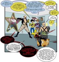 Strip Jam: Stop the bomb by ScottEwen