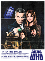 Into The Dalek (Star Wars Style) by JaseTheAvenger