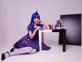 Princess of Friendship - Twilight Sparkle by CallOfFateAndDestiny