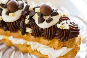 Monster Eclair by AngelicaVillegas
