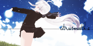 Citrusmoothie Banner Contest Entry 2 by aexlyii