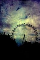 London eye . by Malleni