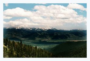 Grand Tetons by Captain-Planet