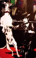 Diamond Dogs by scarymonsters1991