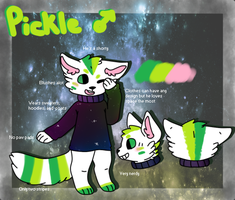 New Pickle Ref 2015 by qoatlord