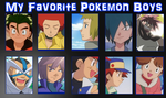 Pokemon Boys Meme by Applesru