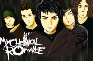 My Chemical Romance by Innen