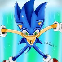 Sonic Is a Biterrrrrrrrr by WhiteMageTifa