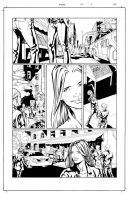 Witchblade 165 Page 4 Phillip Sevy by thecreatorhd