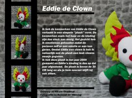 Eddie de Clown by FurryFursuitMaker