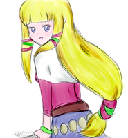 Quick Skyward Sword Zelda by MoonlitBlood