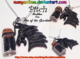 ROTG necklace Pitch by MangaX3me