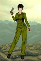 Lady Jaye via X-Girl by Wild-Card-CR