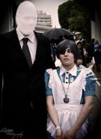 Ciel in Horrorland by Indefinitefotography