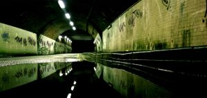 Reflected tunnel by reed-richards