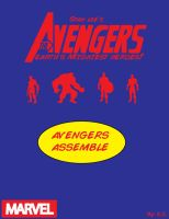 The Avengers (cover) by Rylverine