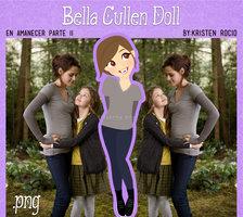 Bella Cullen Doll (en Amanecer Parte2) by RoohEditions