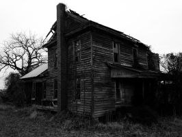 Rundown home by AmorouxSkiLodge