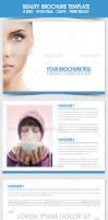 Beauty - Brochure Template by DOMDESIGN