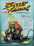 STREET FIGHTER DESTINY: FERRAL BLANKA by TeuvoH