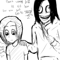 Just go to sleep jeff by Pyrononmic