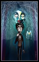 CORPSE BRIDE by Dimestime