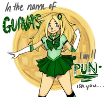 Sailor Guava Wants to Fight! by Coldasthewaters