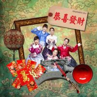 Chinese New Year by GraPHriX