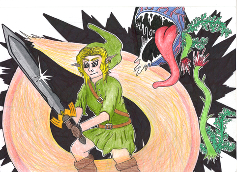 Link the Slayer by Armand2