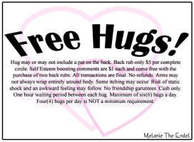 Free Hugs by girlfromhicville