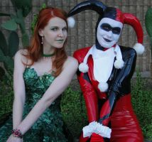 Harley and Ivy 2 by Crimsongypsy1313