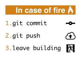 In case of fire by Picca27