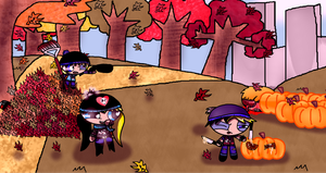 Time For Fall by Brashgirl901