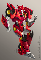 Knock Out MTMTE Style by Uniformshark