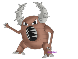 AT with Toongrowner - Pinsir by The-Real-Shaydee
