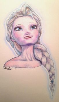 Elsa by Christa-S-Nelson