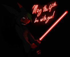 May the 4th be with You by DingoTK