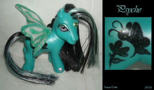 MLP Custom - Psyche by TeaganLouise
