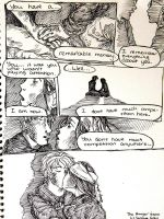 THE HUNGER GAMES cave scene 2 by pebbled