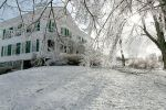 The ice storm by imaginee