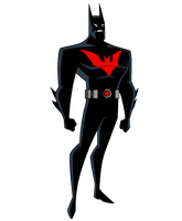 Batman Beyond Bruce Wayne by Alexbadass