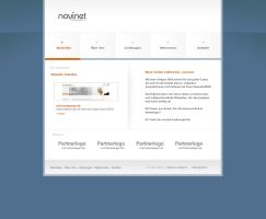 portfolio novinet - update by blind91