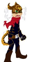 The New Tigre Look by Fadedflight