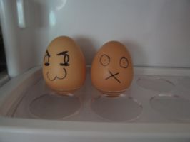 lol egg's by siren10101