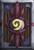 Hearthstone Cardback Fan Art by Atomicgumball