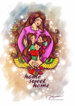 Home Sweet Home by TrIXInc